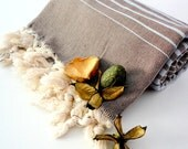NATURAL Cotton ,Eco Friendly PESHTEMAL,High Quality Hand Woven Turkish Cotton Bath,Beach,Spa,Yoga,Pool Towel