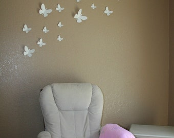 Popular items for butterfly wall decor on Etsy