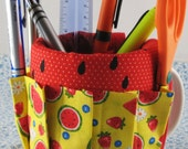 Mug Coffee Cup Aprons Covers Have Stuff will Organize Juicy Fruits Watermelon