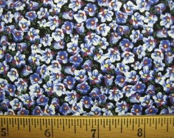 M'liss's Garden by M'Liss Rae Hawley for Jo-Ann Fabrics Floral Fabric  - half yard
