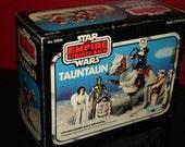 1977, 1980 Lucas Films Kenner Star Wars Empire Strikes Back Tauntaun no 39820