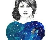Carina - Giclee Print