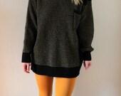 Golden Heart Sweater