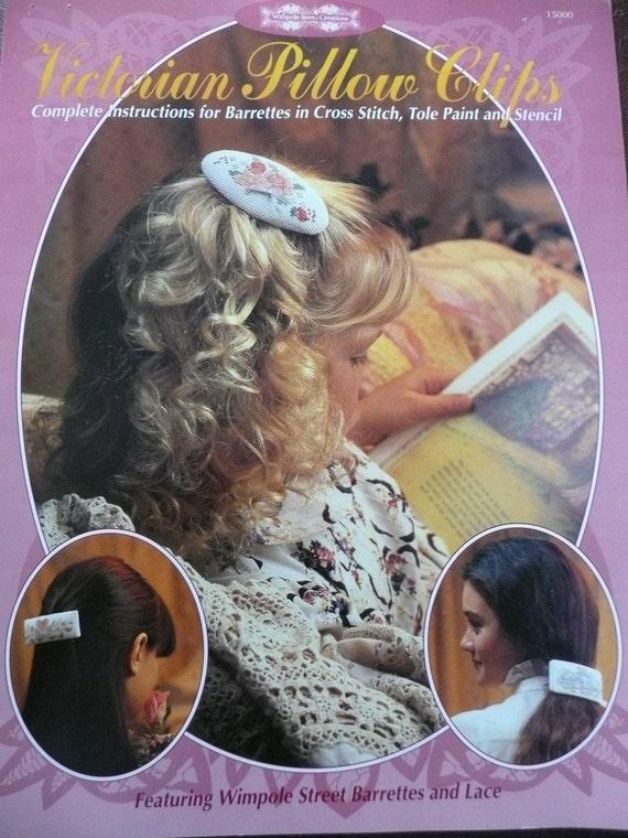 Victorian Hair Barrettes Kit