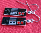 Nintendo Controller earrings