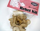 I LOVE YOU Robot Kit