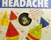Pop-O-Matic 1968 Headache Board Game