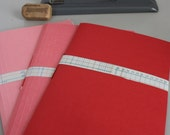 Helen Notebook: Recycled / Repurposed Drawing & Graph Paper Booklet