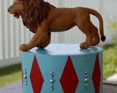 Large Lion or Tiger Cake Topper