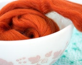 Harvest - 1oz Wool Fiber