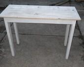 Milkwhite Desk