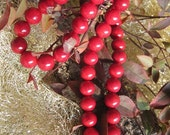 WHOLESALE 5X 67pcs Full Strand Red Coral 8MM Round A Grade Loose Beads,Gemstone Beads Pro