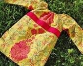 The Charlotte Dress - PDF Pattern, sizes 6M-5T, mamastellato