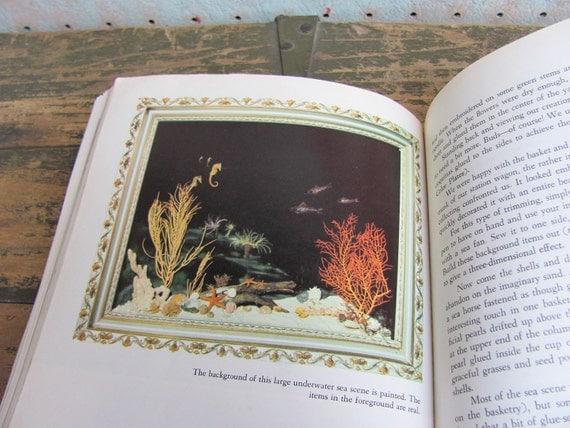 vintage 1970s craft book // SHELLCRAFT