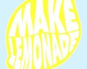 When Life Hands You Lemons - Art Print