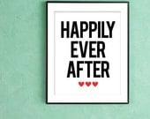 Happily Ever After - Art Print