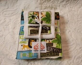 Jungle Animals Baby Gift Set