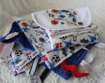 All Star Sports Baby Gift Set