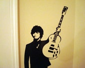 Green Day's Billie Joe Armstrong WALL ART
