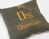 Reserved for SGGC - Osmium Elements Pillow