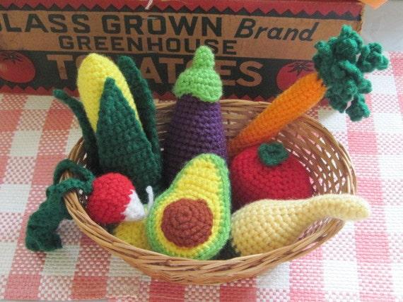 Garden Harvest Set - Set of 7