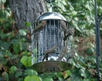 Squirrel Proof Thistle Seed Feeder