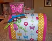 Cute mailbox gift bag/party favor