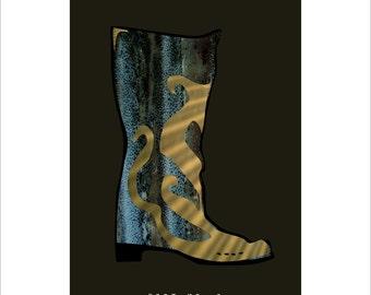 Boot no. 4