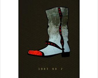 Boot no. 7