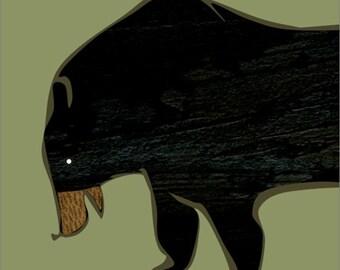 Black Bear no. 13