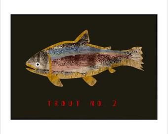 Trout no. 2