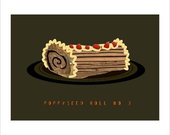 Poppyseed Roll no. 3