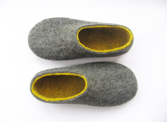 75b4e4c6623fe Felted Wool Slippers, Wool Boots, Cat Beds: Black Friday Sale -17 ...