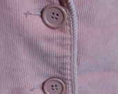 """Vintage Pink Corduroy Jacket by A.M.I. Bust 40"""""""