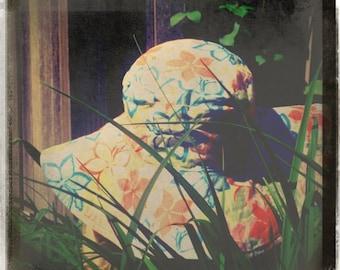 In the Garden, 5X5