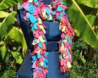 Multicolored Scarf - Fraggle