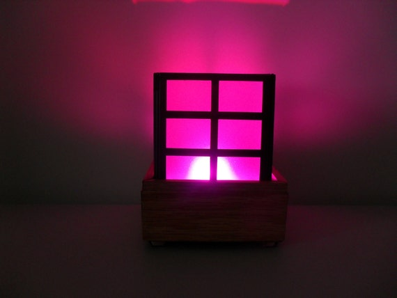 Color Changing RGB Mini-Mood Lamp Night Light