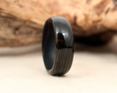 Size 11.5 - Malaysian Blackwood Wooden Ring