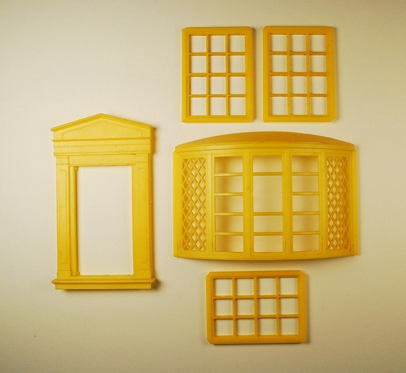 Doll House Window Replacements