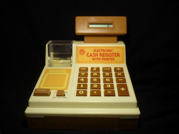 electronic cash register toy - photo #33