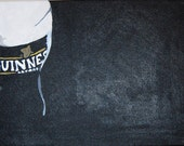 Original Painting: Pint of Guinness