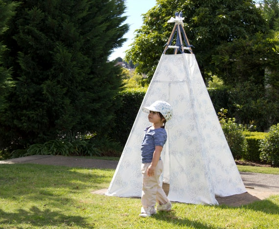 Play Teepee Minimalist Style - Coupon available for multi purchase