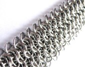 Double Maille Chainmail Bracelet