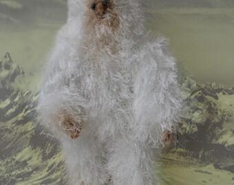 Bigfoot Yeti    :  Pattern only IMMEDIATE DOWNLOAD