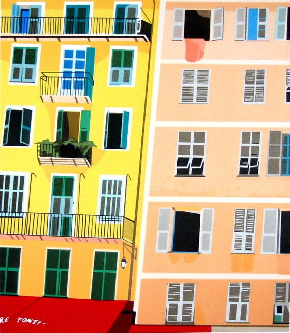 Colors of Nice
