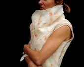 Nature's gift textiles art scarf SALE
