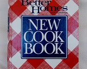 Vintage Better Homes and Gardens New Cookbook Tenth Edition Ring Bound Fifth printing circa 1991 All cookbooks are Buy 3 get one No Charge