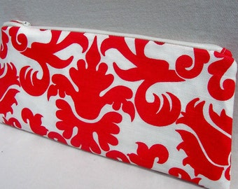 Wristlet - Red Decor