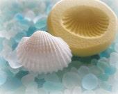Sea Shell Fondant Clay Candy Resin Mold