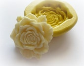 Large Rose Spring Flower Mold Silicone Large Flowers Mould